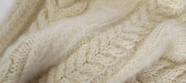 emma brooks knitted swatches