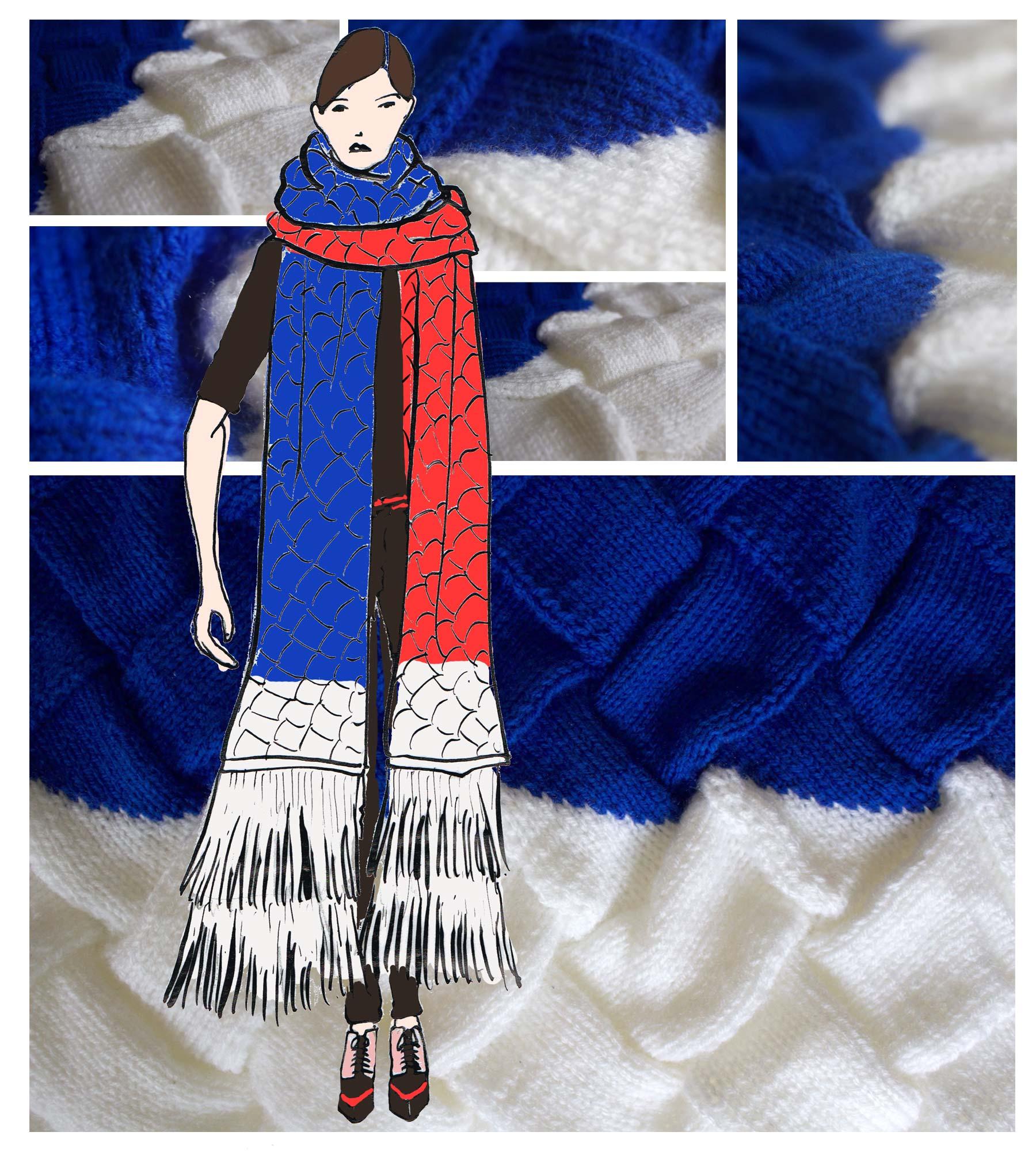 Delpozp pre fall knit