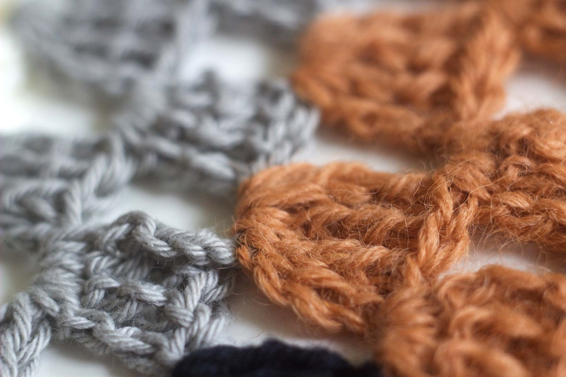 granny sqaure crochet