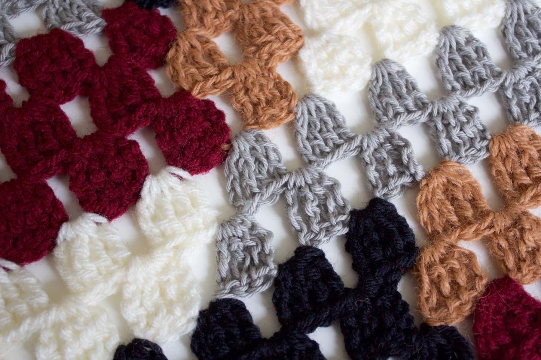 crochet Rosetta