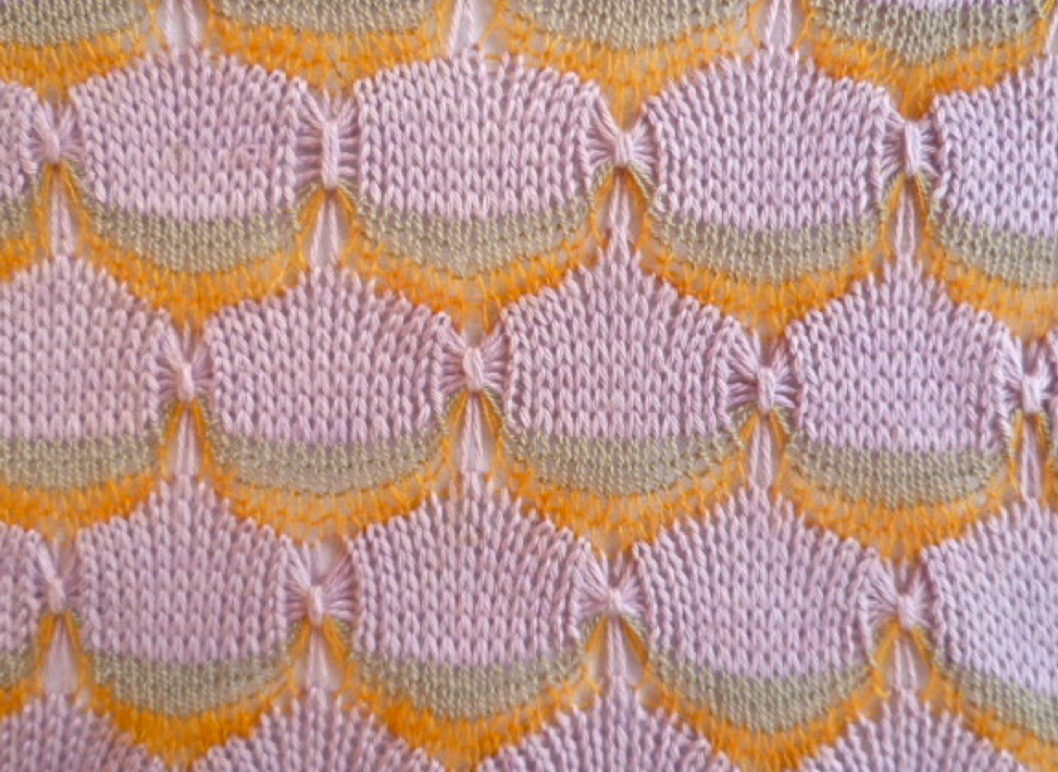Kathleen Morris machine knit